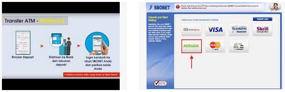 cara transfer di situs agen Sbobet resmi